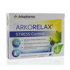 Arkorelax Stress Control 30 Tabletten