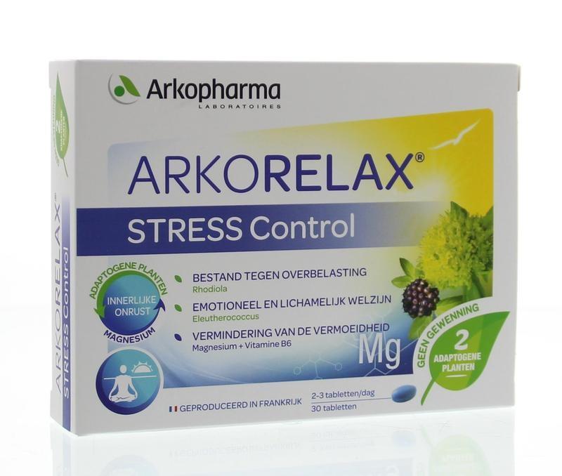 Arkorelax Arkorelax Stress Control 30 Tabletten