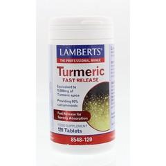 Lamberts Curcuma schnell freisetzende (Kurkuma) 120 Tabletten