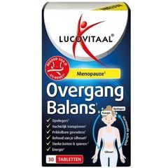 Lucovitaal Lucovital Transition Balance 30 Tabletten