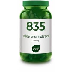 AOV 835 Aloe Vera Extrakt 100 60 Kapseln