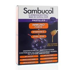 Sambucol Pastillen 20 Stück