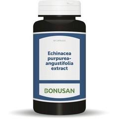 Bonusan Echinacea purpurea angustfolia Extrakt 60 Kapseln.