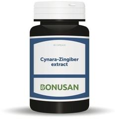 Bonusan Cynara Zingiber zusätzliche 60 Kapseln.