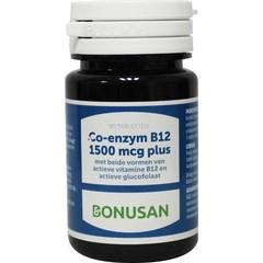 Bonusan Co-Enzym B12 1500 µg plus 90 Tabletten