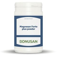 Bonusan Magnesan forte plus Pulver 120 Gramm