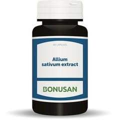 Bonusan Allium Sativum Extrakt 60 Kapseln.