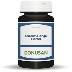 Bonusan Curcuma longa Extrakt 60 Kapseln