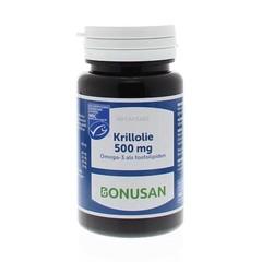 Bonusan Krillöl 500 mg 60 Weichgele