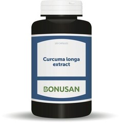 Bonusan Curcuma longa Extrakt 120 Kapseln