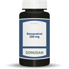 Bonusan Resveratrol 100 mg 60 vcaps