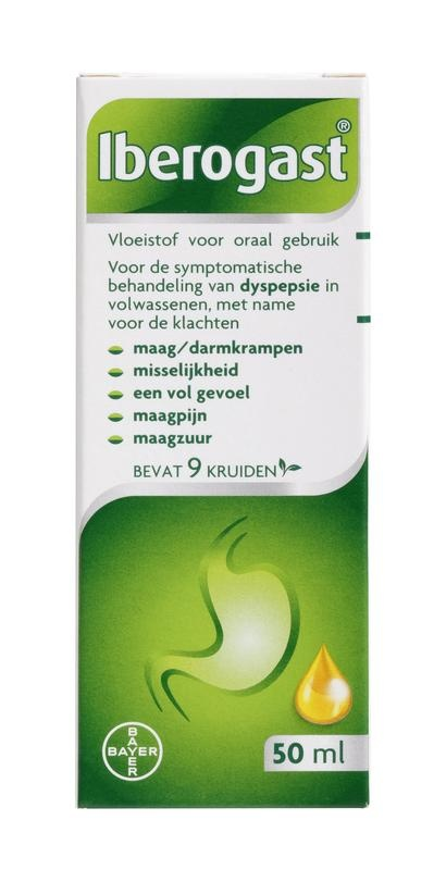 Bayer Bayer Iberogast 50 ml