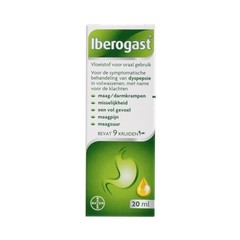 Bayer Iberogast 20 ml