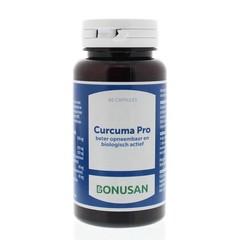 Bonusan Curcuma pro 60 Kapseln.
