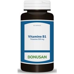 Bonusan Vitamin B1 Thiamin 300 mg 60 Kapseln.