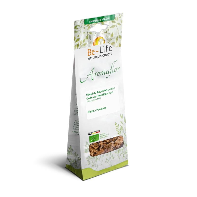 Aromaflor Aromaflor Linde Roussillon Rinde Bio 100 Gramm