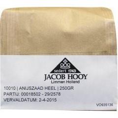 Jacob Hooy Anissamen ganz 250 Gramm