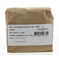 Jacob Hooy Galanga Wurzel gemahlen / Laos 250 Gramm