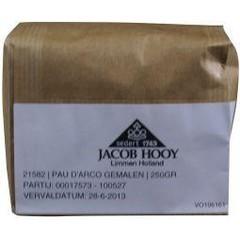 Jacob Hooy Pau de Arco gemahlen 250 Gramm