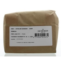 Jacob Hooy Cats Kralle geschnitten 250 Gramm