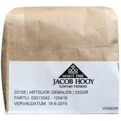 Jacob Hooy Artischocke gemahlen 250 Gramm