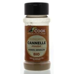 Cook Cinnamon Ceylon gemahlen 35 Gramm