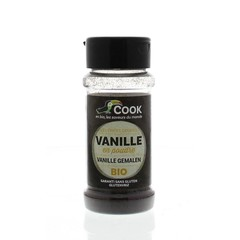 Cook Kochen Sie Vanillepulver 10 Gramm