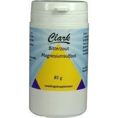 Clark Bittersalz / Magnesiumsulfat 85 Gramm