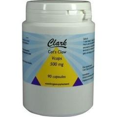 Clark Cats Kralle 500 mg 90 vcaps