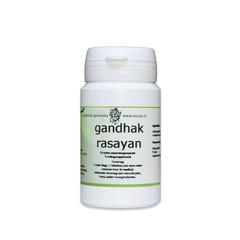 Surya Gandhak Rasayan 60 Tabletten