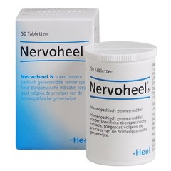 Ganze Nervoheel N 50 Tabletten