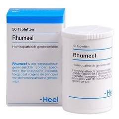 Heel Ganze Rhumeel 50 Tabletten
