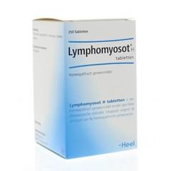 Heel Ganze Lymphomyosot H 250 Tabletten