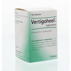 Ganze Vertigoheel H 100 Tabletten