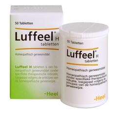 Heel Sehr Luffeel H 50 Tabletten