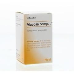 Heel Ganze Mucosa Compositum H 50 Tabletten
