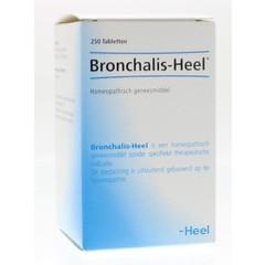 Heel Ganze Bronchalis-ganze 250 Tabletten