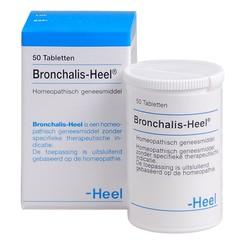 Heel Ganze Bronchalis-ganze 50 Tabletten