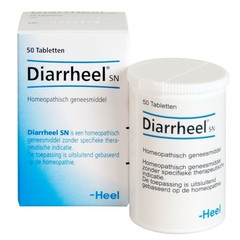 Whole Diarrheel SN 50 Tabletten