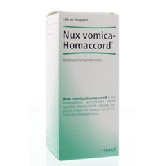 Heel Ganze Nux vomica Homaccord 100 ml
