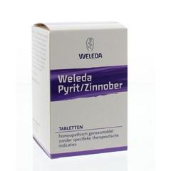 Weleda Pyriet Zinnober Tabletten 200 Tabletten