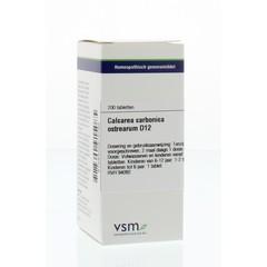 VSM Calcarea carbonica ostrearum D12