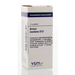 VSM Arnica montana D12 10 Gramm