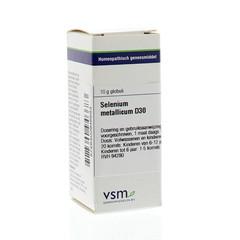 VSM Selenium metallicum D30 10 Gramm
