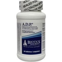 Biotics ADP Oregano Emulsionszeit freigesetzt 60 Tabletten