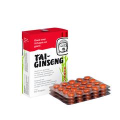 Tai Ginseng Tai Ginseng 60 Dragees