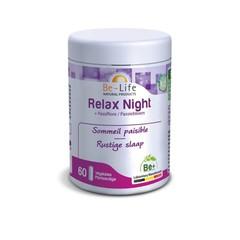 Be-Life Relax night 60 Bio-Kapseln