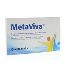 Metagenics Metaviva 30 Tabletten