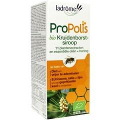 Ladrome Propolis Hustensaft bio zuckerfrei 150 ml