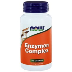 NOW Enzyme Komplex 90 Tabletten